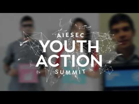 AIESEC Youth Action Summit 2015 | Introduction