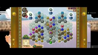 Heroes of Hellas 4 Puzzle Level 9