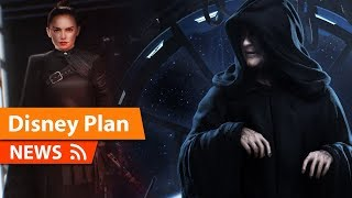 Emperor Palpatine was ALWAYS planned for Rise of Skywalker & More