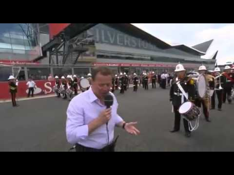Highlightes from the F1 2011 British Grand Prix