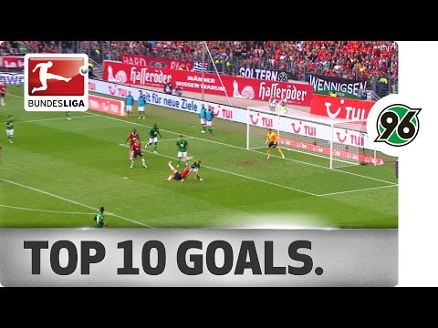 Top 10 Goals - Hannover 96