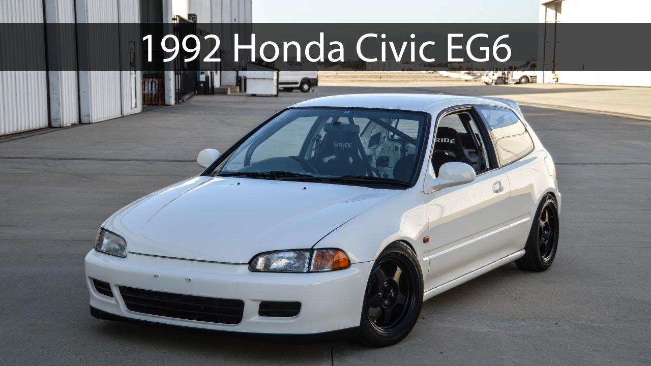 Kelebihan Honda Civic Eg6 Top Model Tahun Ini