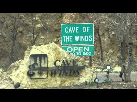 Day Hike - Paint Mines and Cave of the Winds