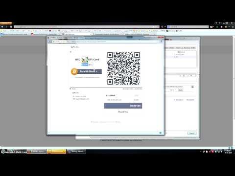 Bitcoin: Hvordan Man Køber Fra Amazon Via Gyft