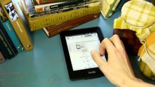 E-kitob Amazon Kindle Paperwhite