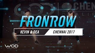 Kevin & Dea | FrontRow | World of Dance Chennai Qualifier 2017 | #WODCHE17