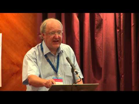 Working patiently: Roger Wilson CBE, Honorary President, Sarcoma UK
