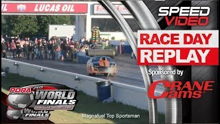John Benoit Top Sportsman Record 3.76