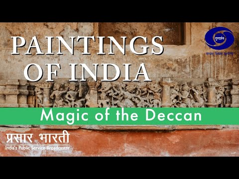 The Paintings of India - Magic of the Deccan