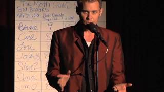The Moth Presents Brad Lawrence: Let Me Sleep On It