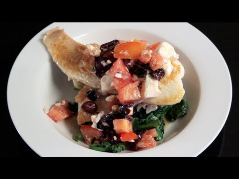 Mediterranean Fish Recipe - Inspired by Cook With April