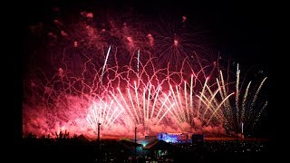 видео Фестиваль фейерверков в Омске 1-сентября 2018 фото