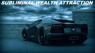 Subliminal Wealth Attraction (Audio + Visual)