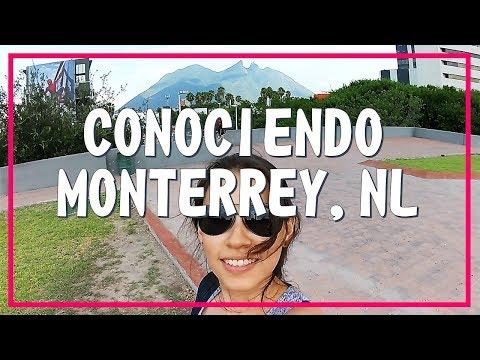 Conociendo la Ciudad de MONTERREY - MÉXICO
