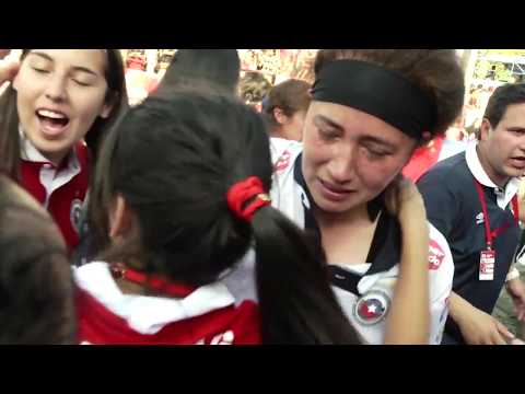 A Footballing Chance - Homeless World Cup