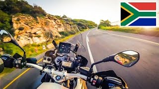 CAPE TOWN BMW R1200GS