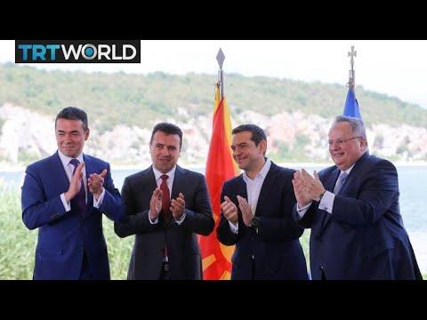 Macedonia Name Deal: Sunday referendum puts name change to voters