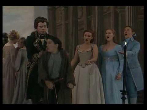 La clemenza di Tito (Drottningholm Court Theatre): Finale