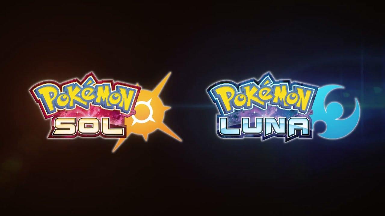 Resultado de imagen de pokémon sol y luna