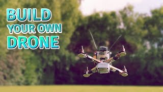 Build your own DRONE for cheap | Start racing