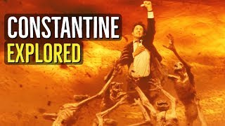 Constantine Movie Small Details
