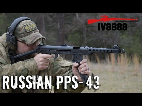 Russian PPS-43