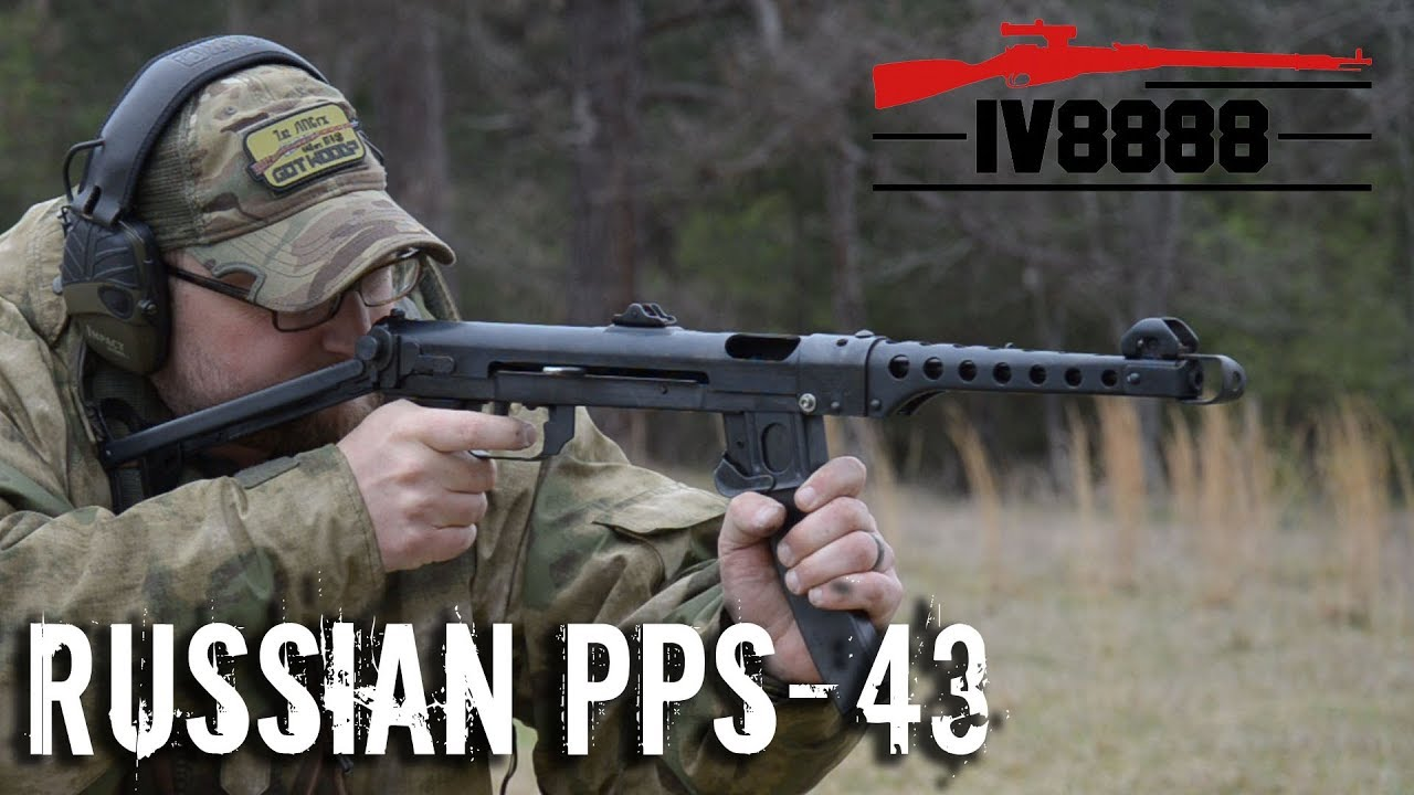 Russian PPSH-43 - Vloggest