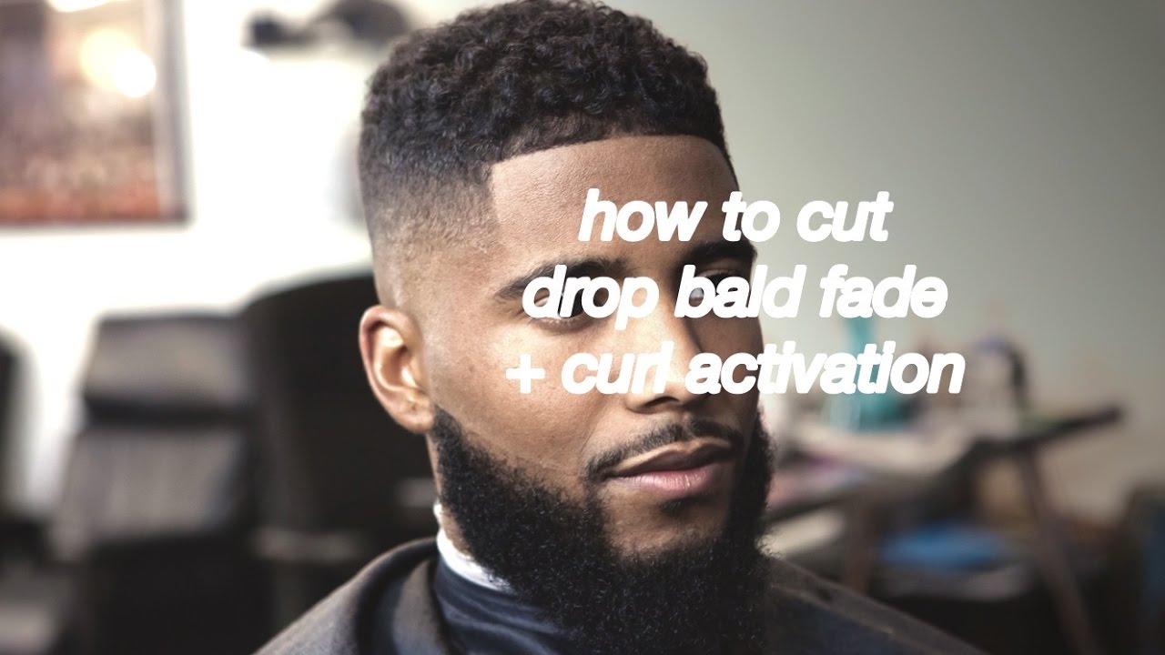 haircut tutorial cut drop