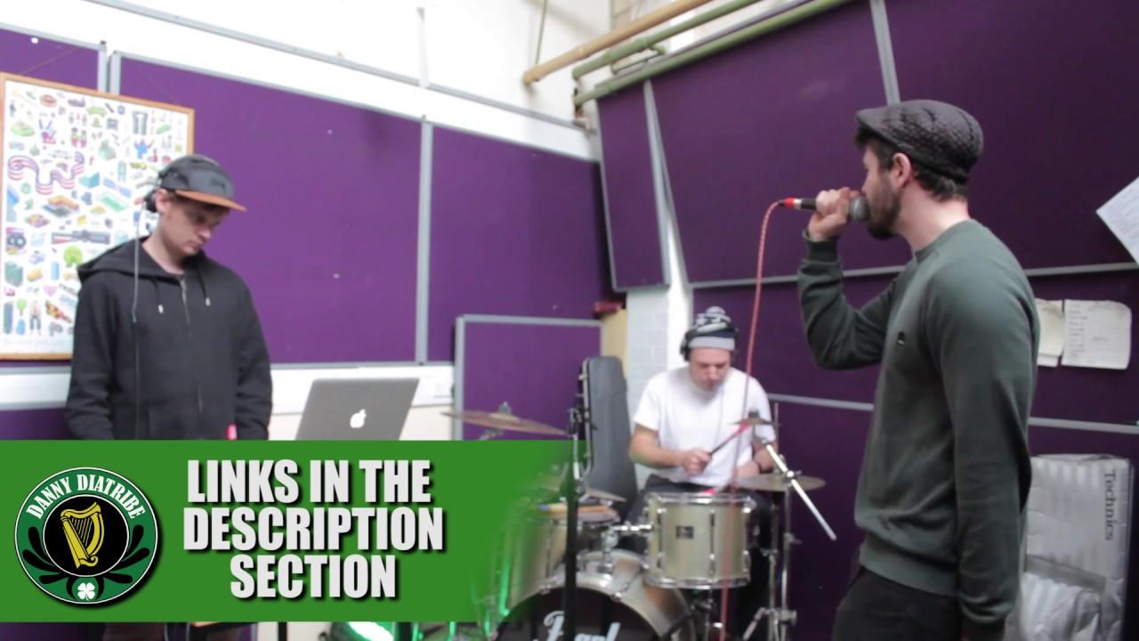 Danny Diatribe Belfast Gig Nov 16th 2018 Dia Log ep 16 Danny Diatribes Hip  Hop Vlog