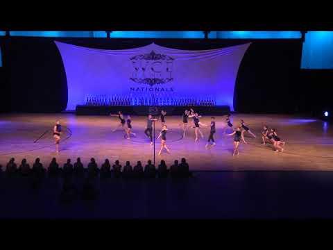 Santiago High School Dance Team- Large Lyrical