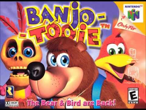 Full BanjoTooie OST