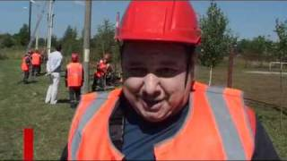 Конкурс на звание лучшего электромонтёра пути(Материал РЖД ТВ., 2011-08-25T09:58:48.000Z)