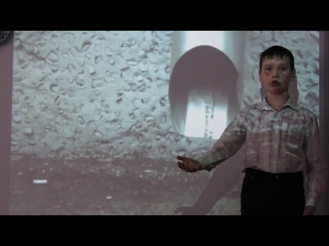 Изображение предпросмотра прочтения – ЕвгенийКузюков читает произведение «А вымогли бы? (Ясразу смазал карту будня…)» В.В.Маяковского