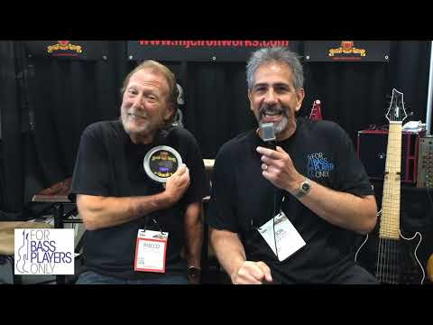 Interview with Tower of Power bass player Rocco Prestia