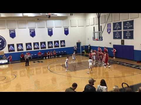 Hickman County Middle School vs East Hickman Middle School 11 11 19 Boys Away