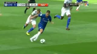 Chelsea vs Cardiff 4-1 All Hightlights 2018