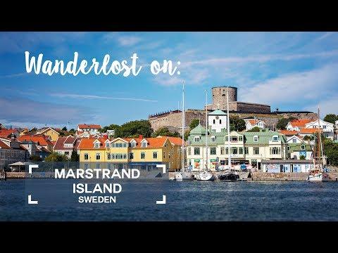 Exploring Marstrand Island Sweden