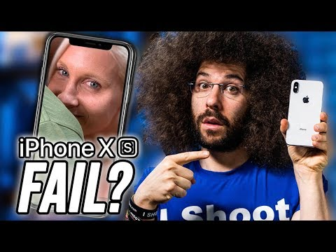 """Will PORTRAIT MODE Replace your """"REAL"""" Camera? iPhone XS Photo Shoot"""