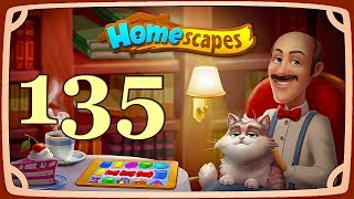 HomeScapes level 135
