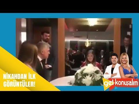 Gel Konuşalım | 99. Bölüm | Özcan Deniz ve Feyza Aktan'ın nikahından ilk görüntüler!