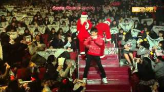 [BBVN][Vietsub]BigBang-MBC Music Core-Santa Claus Is Coming To Town-081220