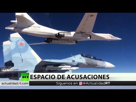 Rusia y China realizan patrullaje aéreo conjunto en Asia-Pacífico