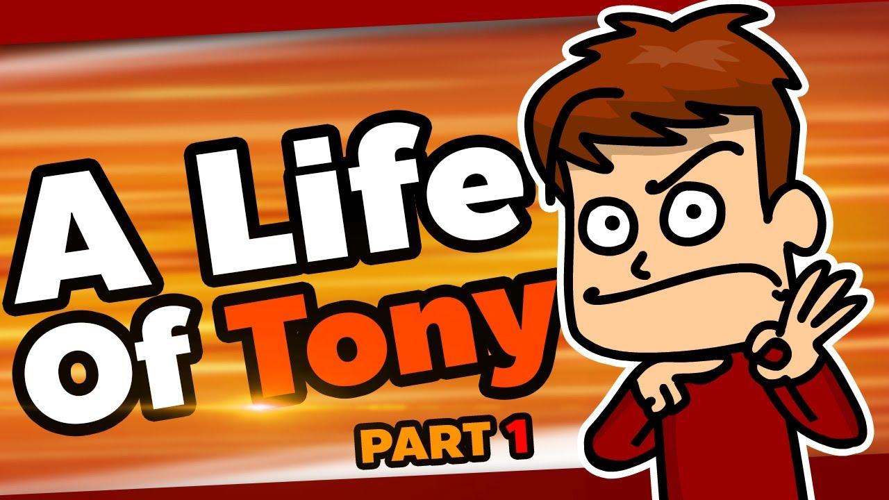 A Life of Tony   เกรียนชีวิตพระเอกซีรี่ย์   การ์ตูนสั้น ตอนที่ 1