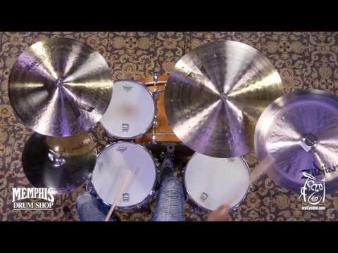 """Zildjian 19"""" K China Cymbal - 1434g (K0885-1030617XX)"""