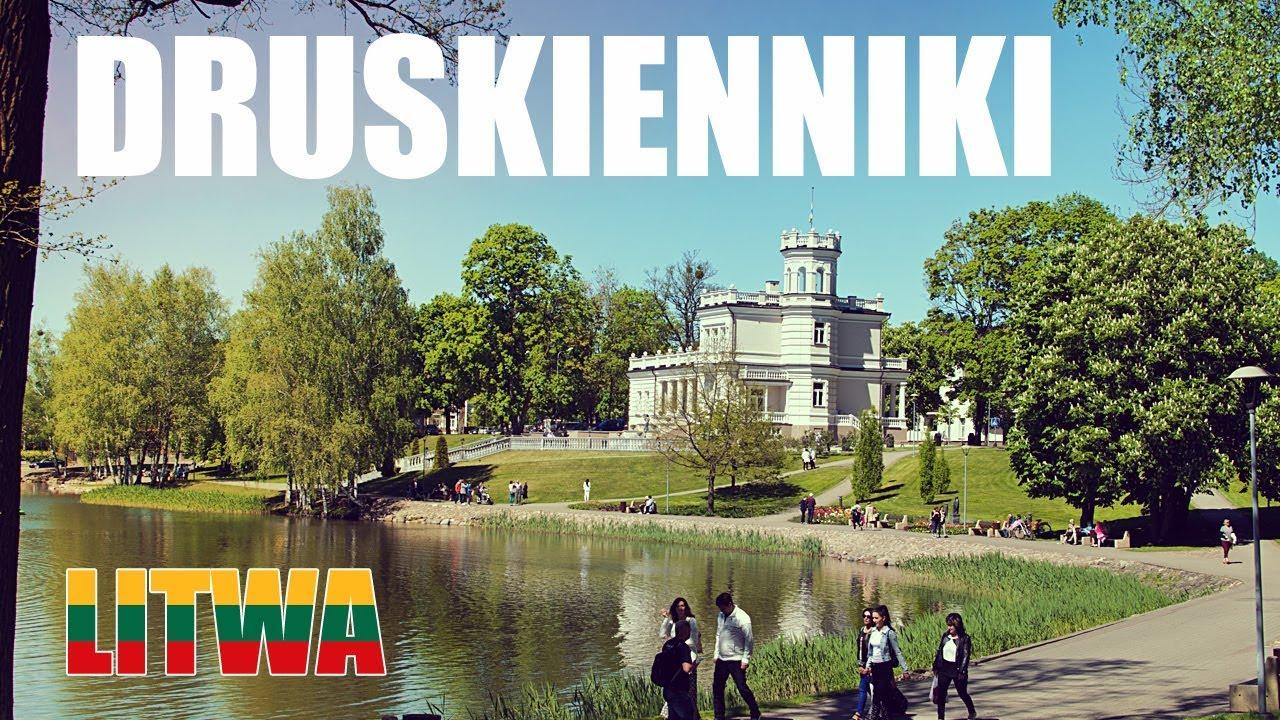 LITWA - WEEKEND w Uzdrowisku DRUSKIENNIKI 2018 - YouTube