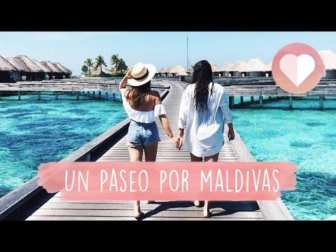 UN PASEO POR MALDIVAS - DULCEIDA Y ALBA