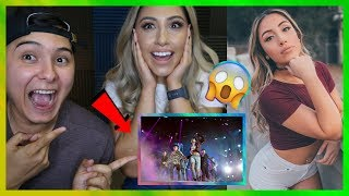 INSTAGRAM MODEL!  REACTS TO BTS FOR THE FIRST TIME!!!!!
