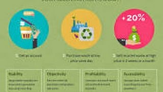 Как заработать в интернете 2015 REcyclix 20€ в ПОДАРОК,официальный польский проект