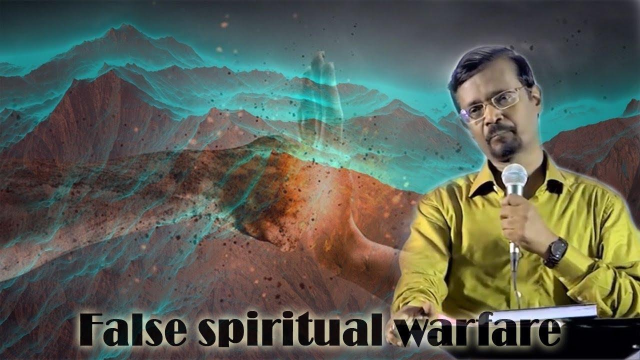 False spiritual warfare (with English subtitles) | Bro. Vincent Selvakumaar