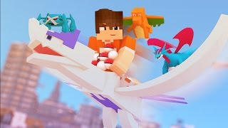 Minecraft: OS POKEMONS MAIS FORTES - PokeSorte ‹ Ine ›